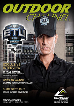 Mykel Hawke Outdoor Channel Guide