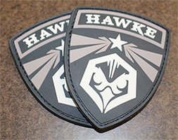 Hawke Brand Mil Spec Patch