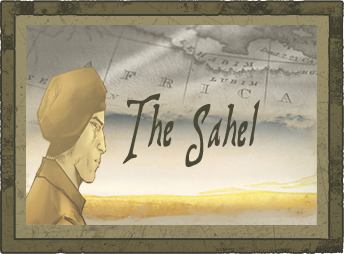 The Sahel, a Graphic Story
